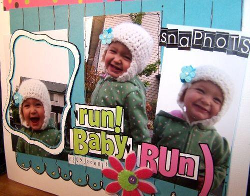 Run baby run detail b