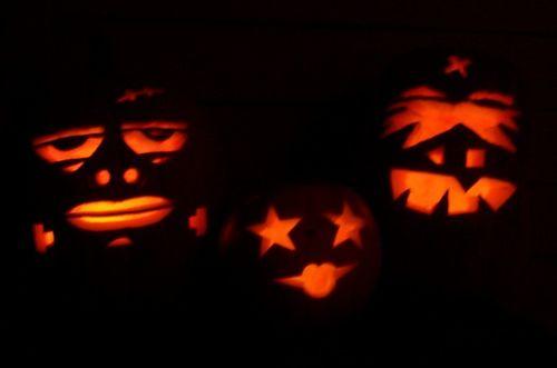 Pumpkins 10.30.08